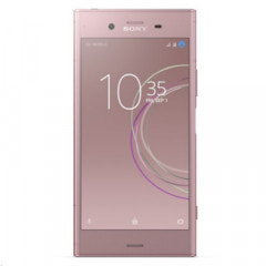 【SIMロック解除済】Softbank Xperia XZ1 701SO Venus Pink