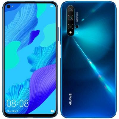 イオシス|Huawei nova 5T YAL-L21 Crush Blue【国内版 SIMフリー】