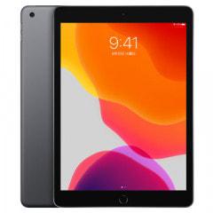 【SIMロック解除済】【第7世代】au iPad2019 Wi-Fi+Cellular 32GB スペースグレイ MW6A2J/A A2198
