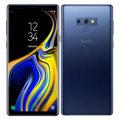 【SIMロック解除済】【ネットワーク利用制限▲】au Galaxy Note9 SCV40 Ocean Blue