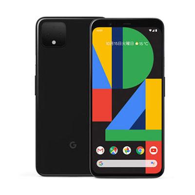 イオシス|【SIMロック解除済】Softbank Google Pixel4 XL G020Q 64GB Just Black