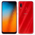 【ネットワーク利用制限▲】Galaxy A30 SCV43 レッド 【UQmobile版 SIMFREE】