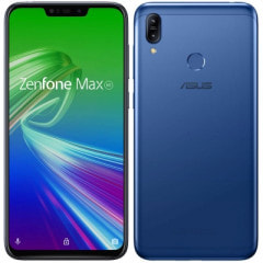 ASUS Zenfone Max M2 ZB633KL-BL32S4 32GB Blue【国内版 SIMフリー】