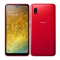 【SIMロック解除済】au Galaxy A20 SCV46 レッド