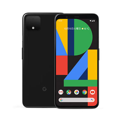 イオシス 【SIMロック解除済】Softbank Google Pixel4 G020N 128GB Just Black