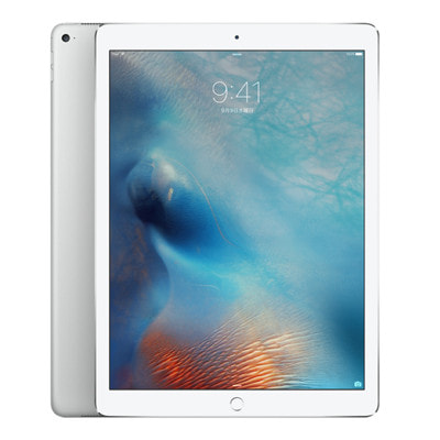 イオシス|【SIMロック解除済】【第1世代】au iPad Pro 9.7インチ Wi-Fi+Cellular 128GB シルバー MLQ42J/A A1674