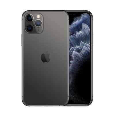 イオシス|【SIMロック解除済】au iPhone11 Pro A2215 (MWC22J/A) 64GB スペースグレイ