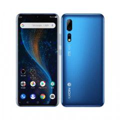 【SIMロック解除済】SoftBank Axon10 Pro 5G 902ZT Blue