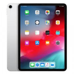 【SIMロック解除済】【ネットワーク利用制限▲】【第1世代】au iPad Pro 11インチ Wi-Fi+Cellular 64GB シルバー MU0U2J/A A1934