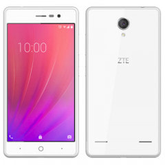ZTE BLADE E02 ホワイト 楽天版 【RAM2GB/ROM16GB】