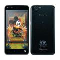 【SIMロック解除済み】docomo Disney Mobile on docomo SH-05F シルキーブラック