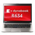 dynabook R634/L PR634LAW647AD71【Core i5(1.9GHz)/4GB/128GB SSD/Win10Pro】