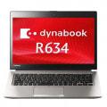 dynabook R634/K PR634KAA637AD71【Core i5(1.9GHz)/4GB/128GB SSD/Win10Pro】