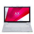 【Refreshed PC】Let's note AX3 CF-AX3EDCTS【Core i5(1.9GHz)/4GB/128GB SSD/Win10Pro】