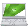 Let's note NX3 CF-NX3EDPCS【Core i5(1.9GHz)/4GB/320GB HDD/Win10Pro】