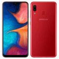 【SIMロック解除済】docomo Galaxy A20 SC-02M Red