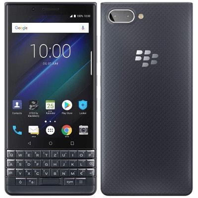 イオシス|BlackBerry KEY2 LE BBE100-4 Dual-SIM Slate/Space Blue【海外版 SIMフリー】