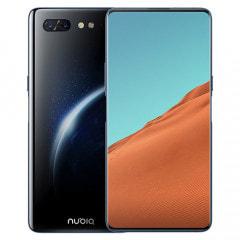 Nubia X Dual-SIM  【Deep Gray 8GB 256GB 中国版 SIMフリー】