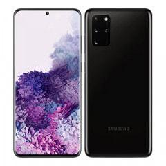 Samsung Galaxy S20+(Plus) 5G Dual-SIM SM-G9860【Cosmic Black 12GB 128GB 海外版 SIMフリー】【ACアダプタ欠品】