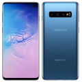 Samsung Galaxy S10 Single-SIM SM-G973C【8GB 128GB Prism Blue 楽天版SIMフリー】