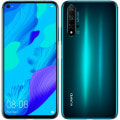 Huawei nova 5T YAL-L21 Crush Green + FreeLaceセット【国内版 SIMフリー】