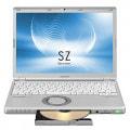 Let's note SZ5 CF-SZ5ADCKS【Core i5(2.4GHz)/4GB/320GB HDD/Win10Pro】