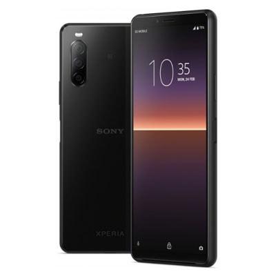 イオシス|Sony Xperia10 Ⅱ Dual-SIM XQ-AU52 Black【RAM4GB ROM128GB/海外版SIMフリー】【ACアダプタ欠品】