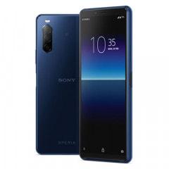 Sony Xperia10 Ⅱ Dual-SIM XQ-AU52 Blue【RAM4GB ROM128GB/海外版SIMフリー】【ACアダプタ欠品】