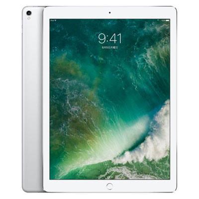 イオシス|【SIMロック解除済】【ネットワーク利用制限▲】【第2世代】au iPad Pro 12.9インチ Wi-Fi+Cellular 64GB シルバー MQEE2J/A A1671