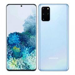 Samsung Galaxy S20+(Plus) 5G Dual-SIM SM-G9860【Cloud Blue 12GB 128GB 海外版 SIMフリー】