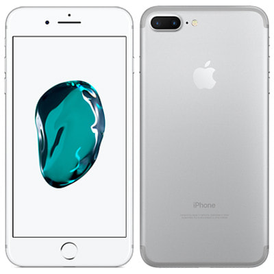 イオシス|iPhone7 Plus 128GB A1785 (NN6G2J/A) シルバー 【国内版SIMフリー】