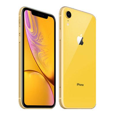 イオシス|【SIMロック解除済】docomo iPhoneXR A2106 (MT082J/A) 64GB  イエロー