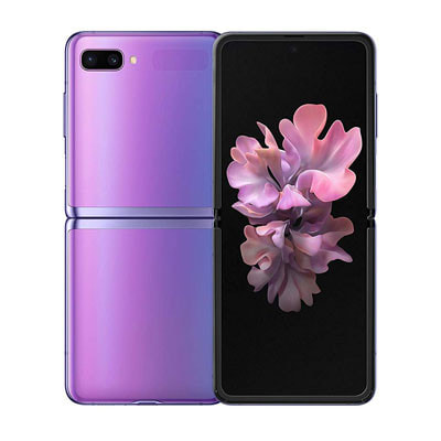 イオシス|Samsung Galaxy Z Flip 8GB 256GB Mirror Purple SM-F700NZPAKOO【韓国版 SIMフリー】