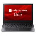 【再生品】dynabook B65/M PB65MYB1127AD21【Core i3(2.2GHz)/4GB/500GB HDD/Win10Pro】
