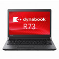 【再生品】dynabook R73/M PR73MFA4437AD11【Core i3(2.4GHz)/8GB/256GB SSD/Win10Pro】
