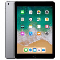 【第6世代】iPad2018 Wi-Fi+Cellular 128GB スペースグレイ MR7C2LL/A A1954【海外版SIMフリー】