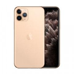 【SIMロック解除済】【ネットワーク利用制限▲】docomo iPhone11 Pro A2215 (MWCF2J/A) 512GB ゴールド
