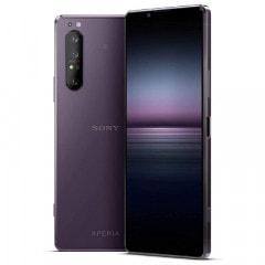 SONY Sony Xperia1 ? 5G Dual-SIM XQ-AT52 Purple【RAM8GB ROM256GB/海外版SIMフリー】【ACアダプタ欠品】