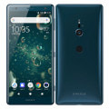 【SIMロック解除済】SoftBank Sony Xperia XZ2 702SO Deep Green