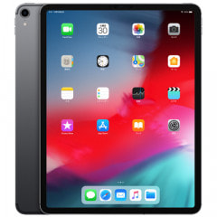 【第3世代】iPad Pro 12.9インチ Wi-Fi+Cellular 64GB スペースグレイ MTHJ2B/A A1895【海外版SIMフリー】