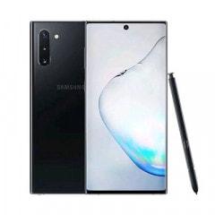 Samsung Galaxy Note10 Dual-SIM SM-N970F【Aura Black 8GB 256GB 海外版 SIMフリー】