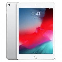 【SIMロック解除済】【第5世代】SoftBank iPad mini5 Wi-Fi+Cellular 64GB シルバー MUX62J/A A2124