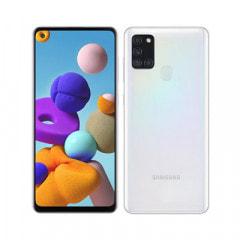 Samsung Galaxy A21s Dual-SIM SM-A217FD White【6GB 64GB 海外版 SIMフリー】【ACアダプタ欠品】