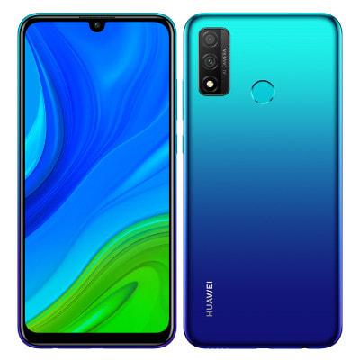 イオシス|HUAWEI nova lite3+ POT-LX2J Aurora Blue【国内版 SIMフリー】