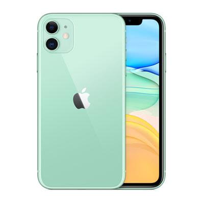 イオシス 【SIMロック解除済】docomo iPhone11 A2221 (MWLY2J/A) 64GB グリーン