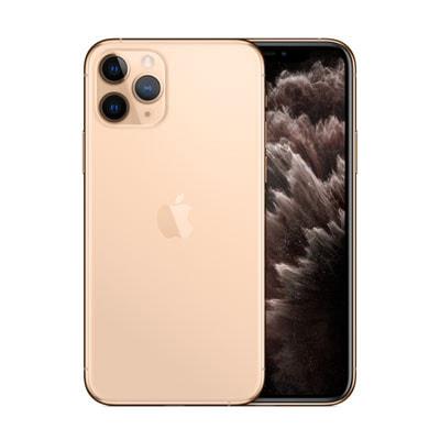 イオシス 【SIMロック解除済】au iPhone11 Pro A2215 (MWC52J/A) 64GB ゴールド