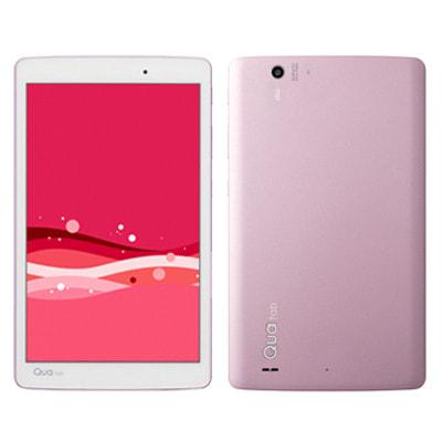 イオシス 【SIMロック解除済】au Qua tab PX LGT31 Pink