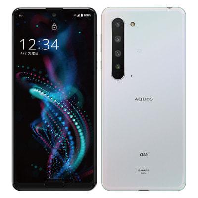 イオシス|【ネットワーク利用制限▲】au AQUOS R5G SHG01 Aurora White