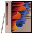 Samsung Galaxy Tab S7+ Wi-Fi SM-T970 Mystic Bronze【RAM8GB/ROM256GB 海外版】【ACアダプタ欠品】