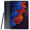 Samsung Galaxy Tab S7+ 5G SM-T976 Mystic Black【RAM8GB/ROM256GB 海外版】【ACアダプタ欠品】
